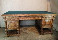 Письменный стол, вторая половина XIX века