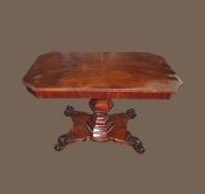 Антикварный стол. XIX век